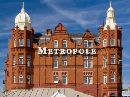 Grand Metropole Hotel   A Grand Entertainment Hotel