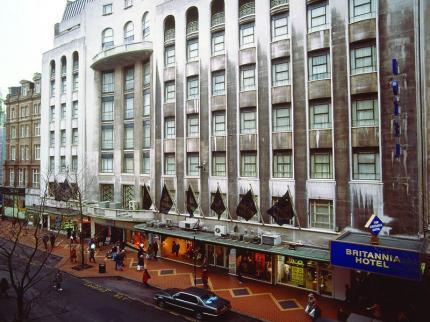 Britannia Hotel Birmingham City Centre
