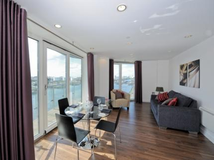 TheHeart Apartments Salford Quays