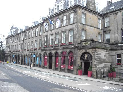 Blue Rainbow Apart Hotel Edinburgh in EDINBURGH