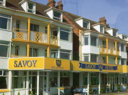 Savoy Hotel in Skegness