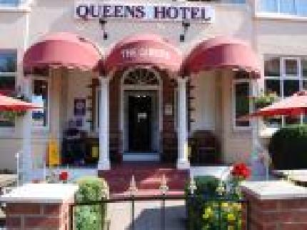 The Queens Hotel in Skegness
