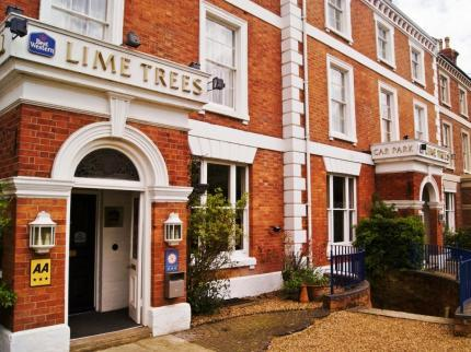 Lime Trees Hotel in Northampton