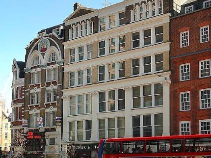 Hotels Near Coventry Street London