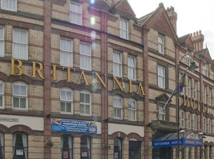 Britannia Hotel Wolverhampton City Centre