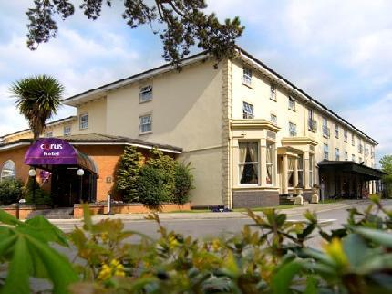 The Roman Way Hotel in Cannock