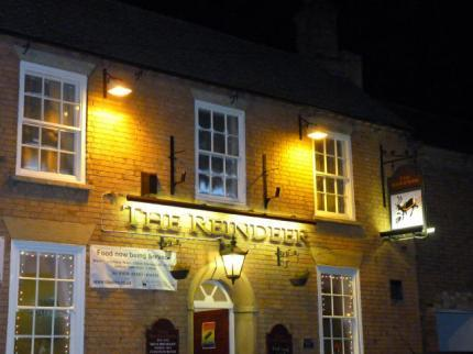 The Reindeer Inn in Southwell
