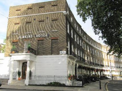 The Jenkins Hotel in LONDON