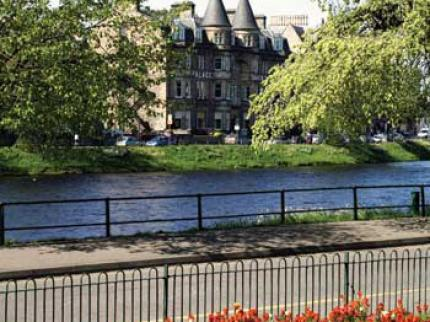 BEST WESTERN Inverness Palace Hotel and Spa in Inverness