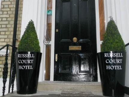 Russell Court Hotel in London