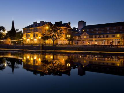 Best Western Grosvenor Hotel in Stratford upon Avon