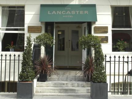 The Lancaster Hotel in London