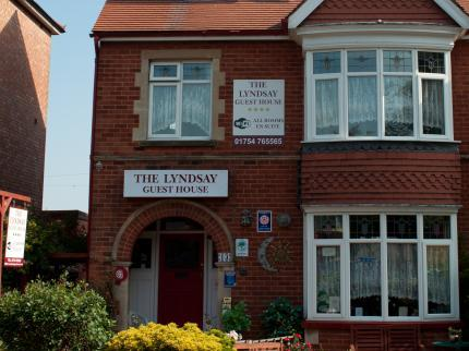 The Lyndsay Guest House in Skegness