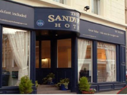 Sandyford Hotel in Glasgow