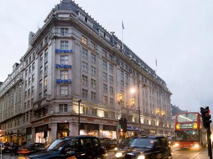 Strand Palace Hotel in London