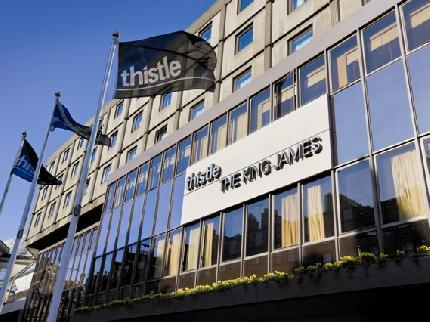 Thistle Edinburgh, The King James in Edinburgh